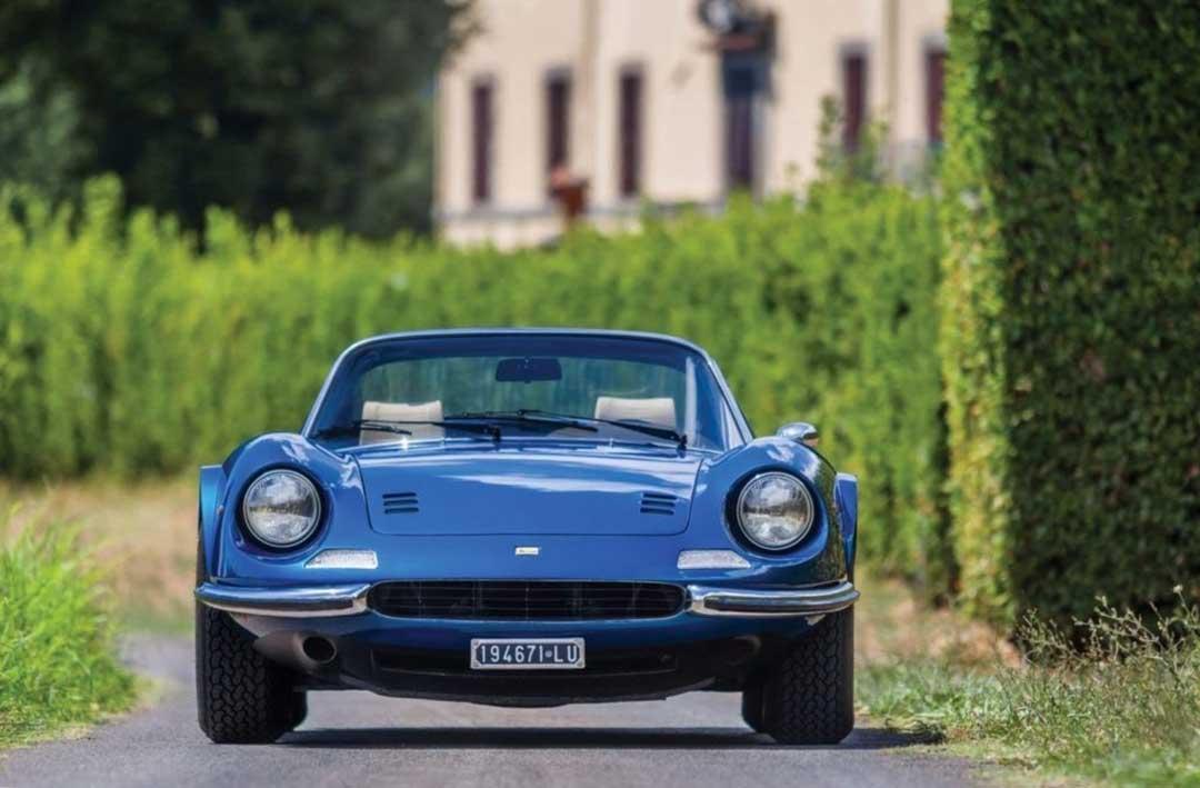 Ferrari Dino 246 GST