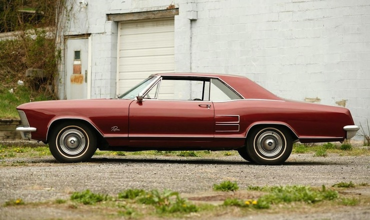 Buick Riviera Coupe 1964 года