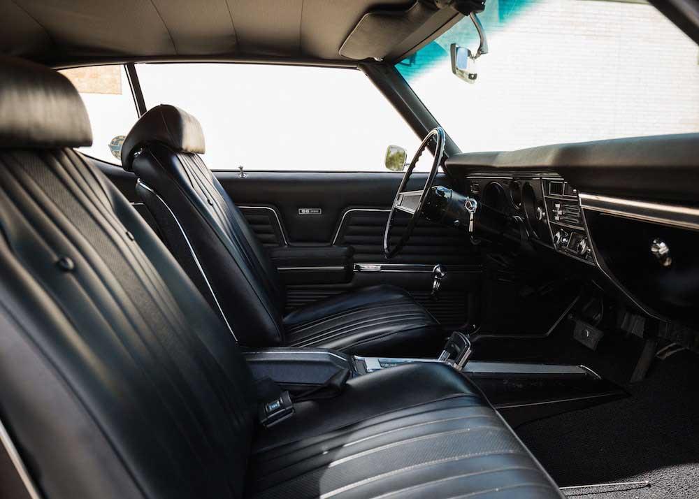 Chevrolet Chevelle SS 369 1969 года