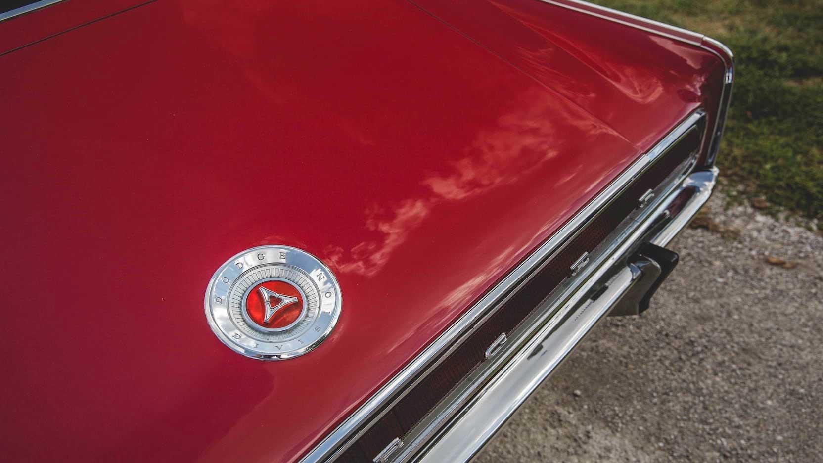 Dodge Hemi Charger 1966 года