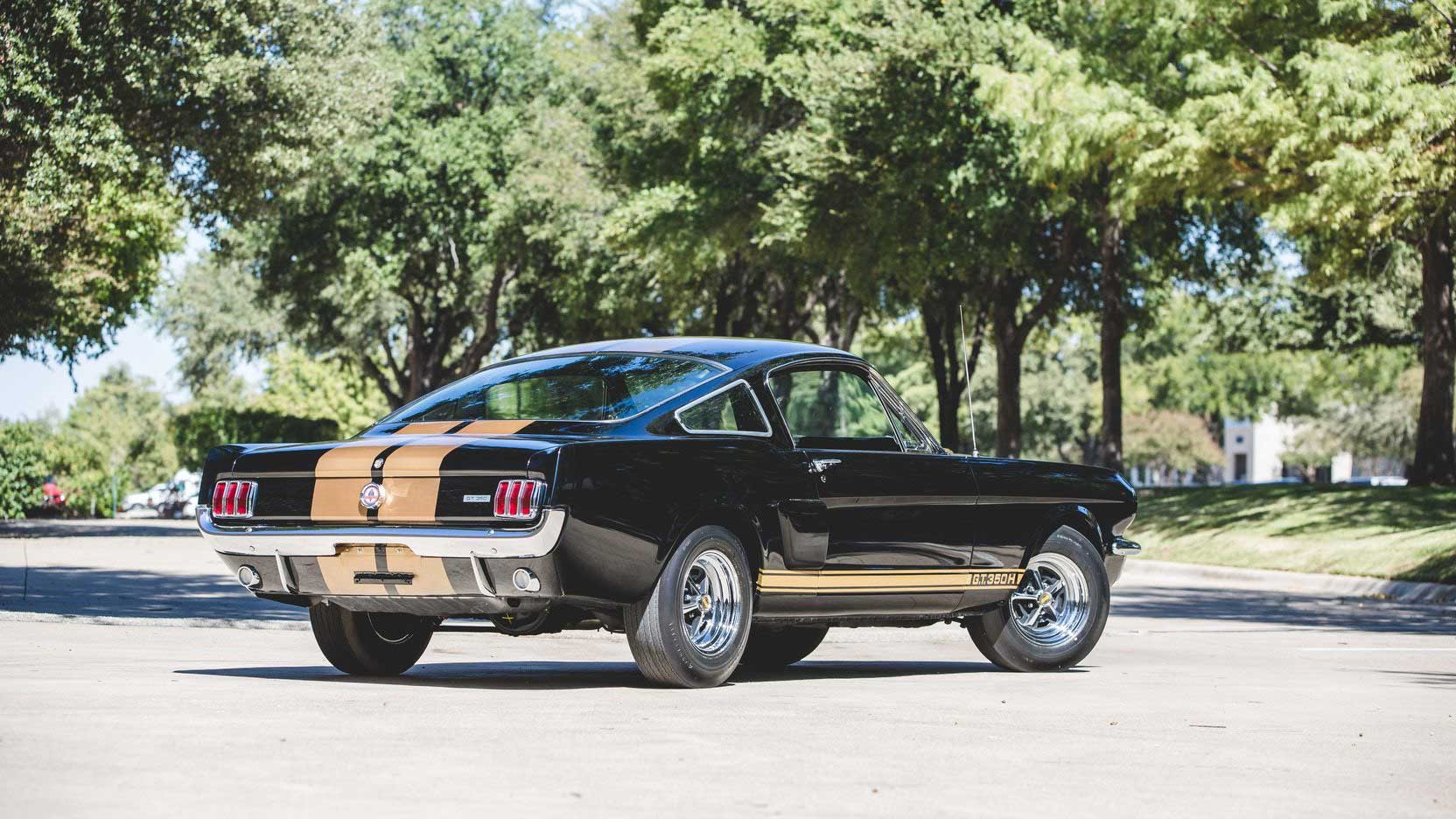 Shelby Mustang GT350H