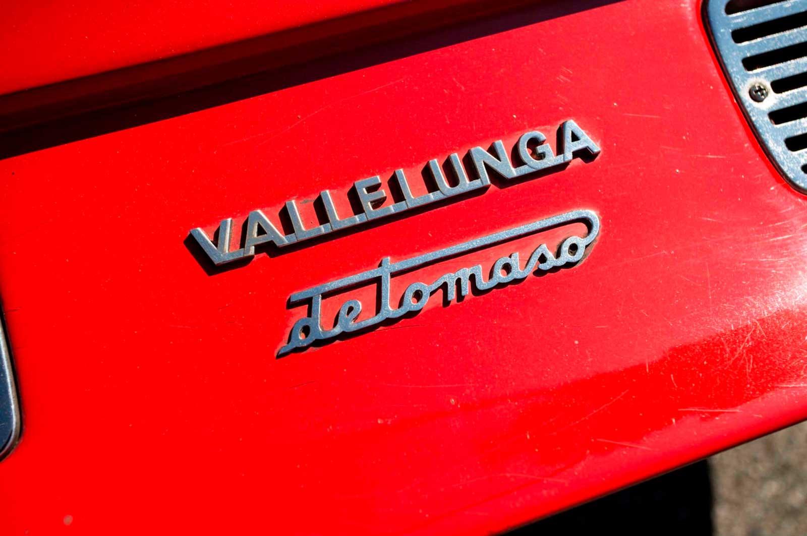 De Tomaso Vallelunga 1967 года