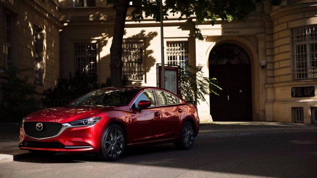 Mazda 6 2018 года