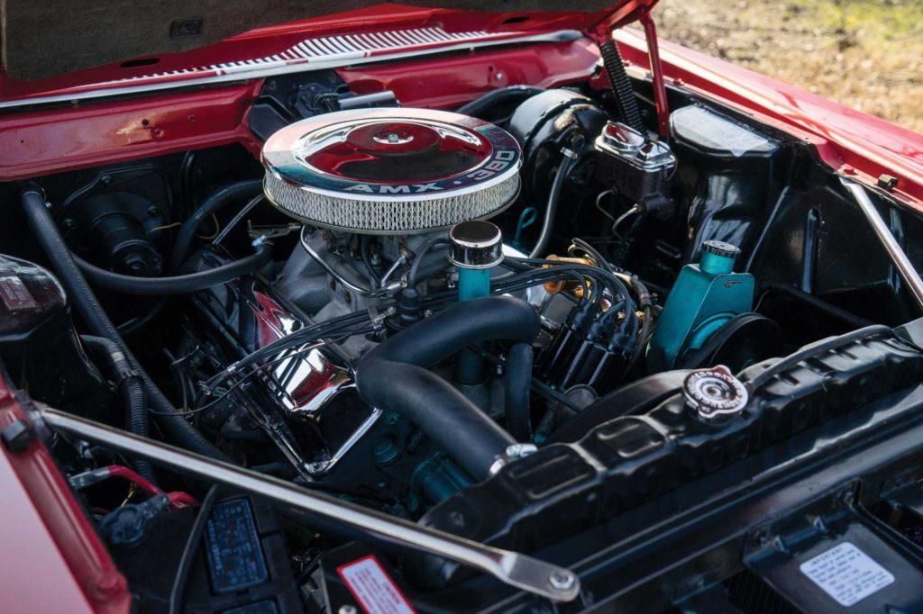 AMC AMX 1968 года