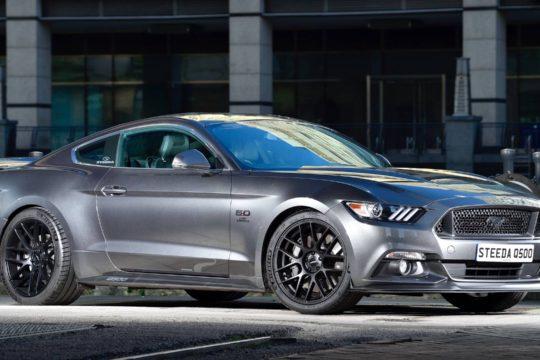 Ford Mustang Q500 Enforcer — от Steeda