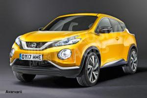 Новый Nissan Juke 2019