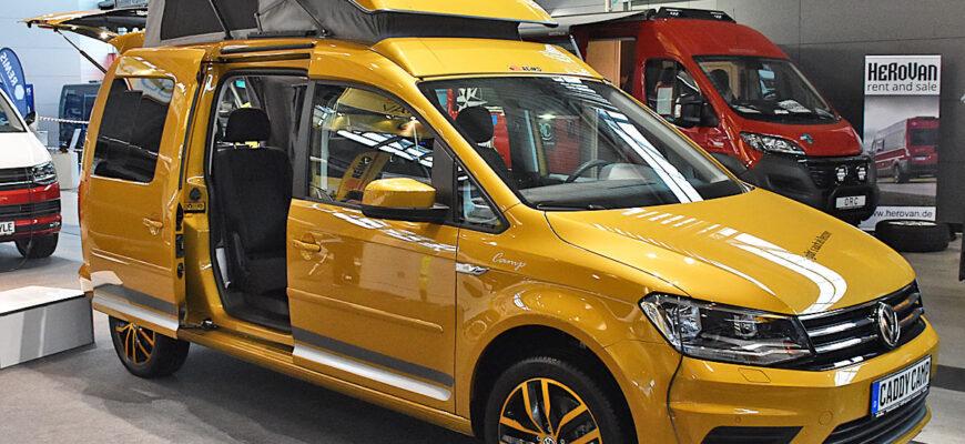 Volkswagen Caddy Reimo