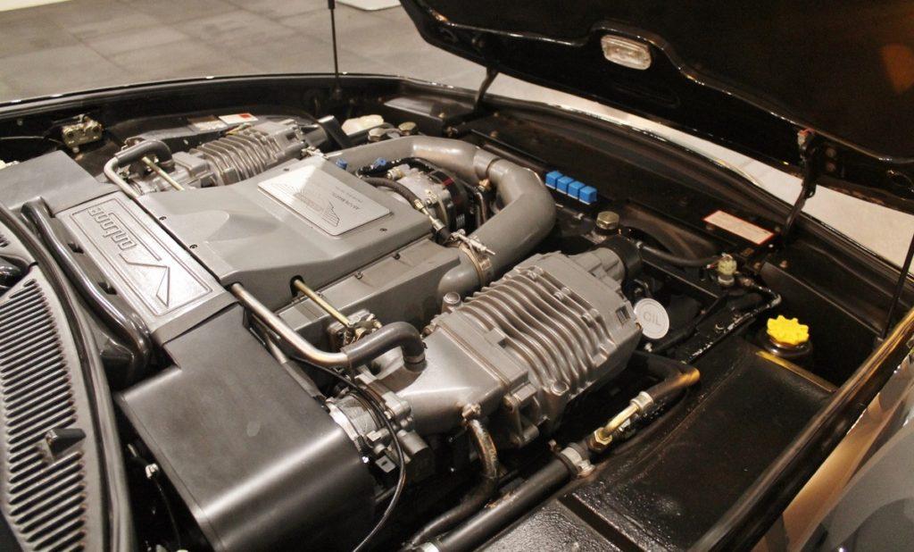 Classic Aston Martin Vantage