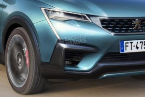 Новое кросс-купе Peugeot 4008