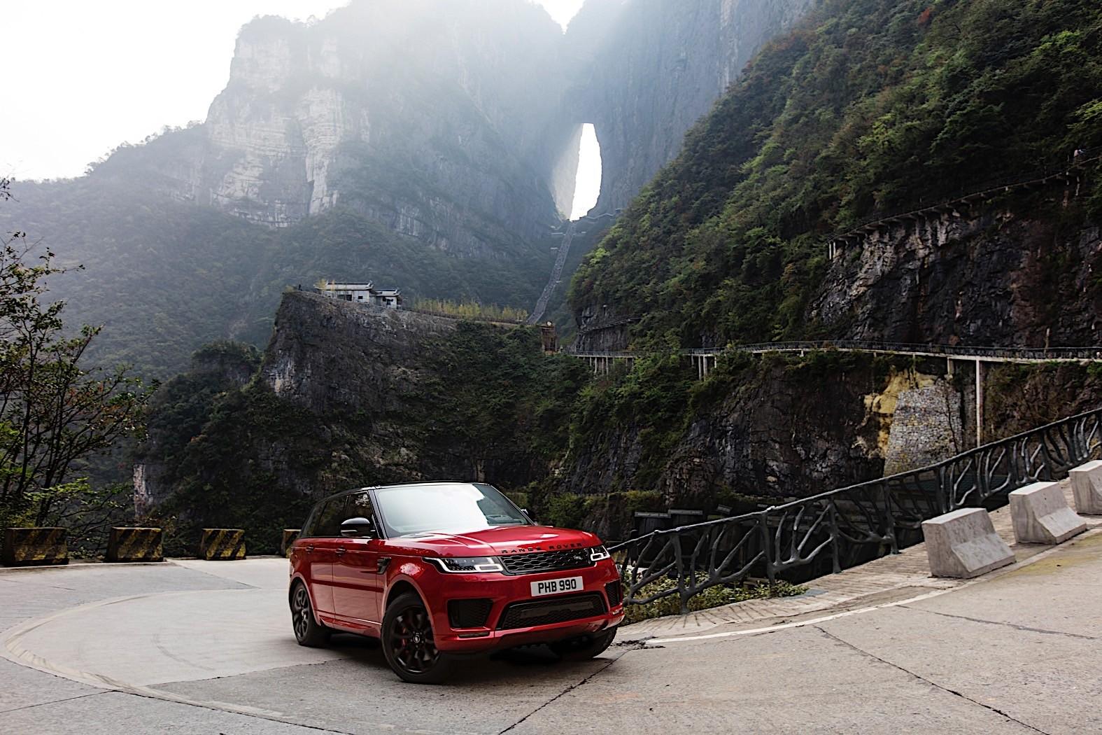 Range Rover Sport PHEV