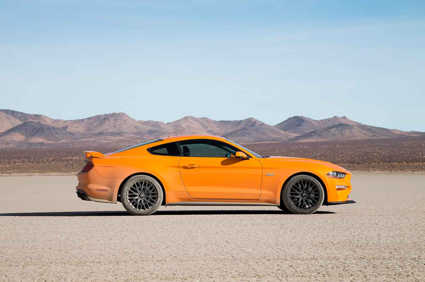 Ford Mustang GT Performance Pack 2018