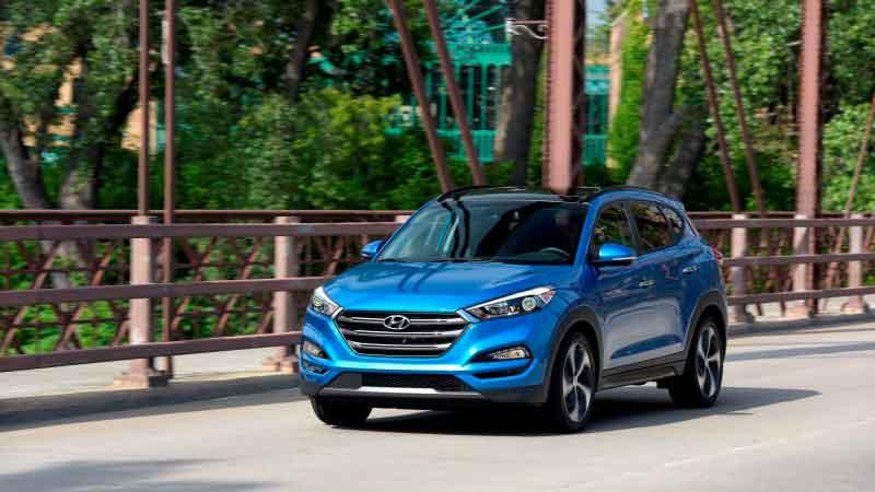 Hyundai Tucson Sport 2018