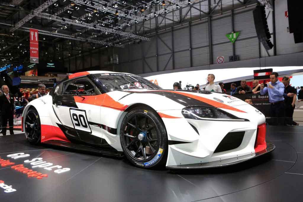Toyota GR Supra Racing
