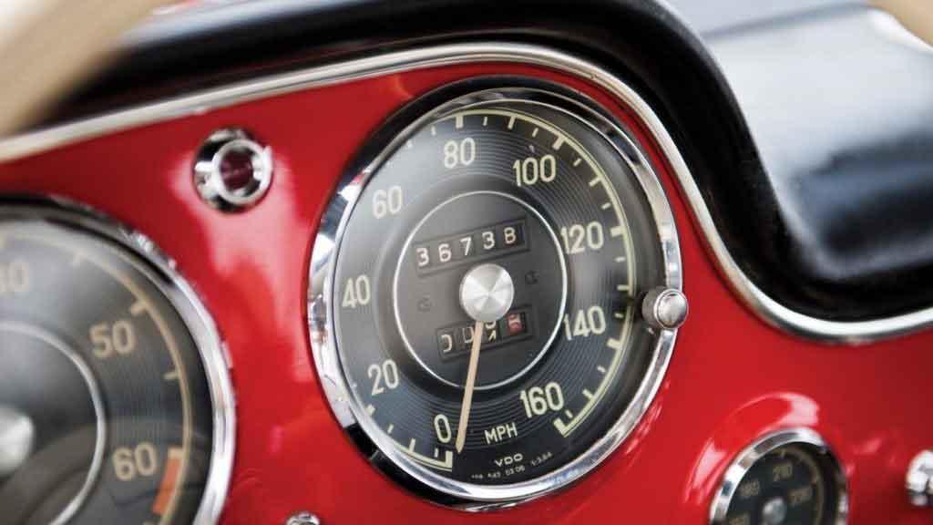 Mercedes-Benz 300SL «Gullwing»
