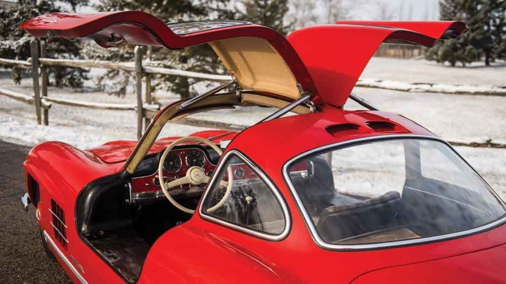 Mercedes-Benz 300SL «Gullwing»