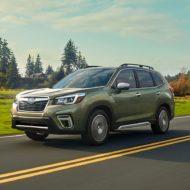 Subaru Forester 2019 - шесть вещей которые вам нужно знать