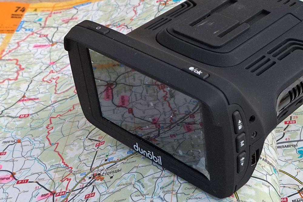 Обзор комбо-видеорегистратора Dunobil Stern