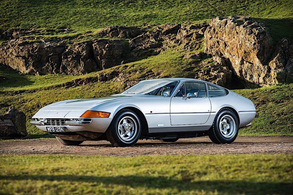 """Ferrari 365 GTB/4 """"Daytona"""" 1972 года"""