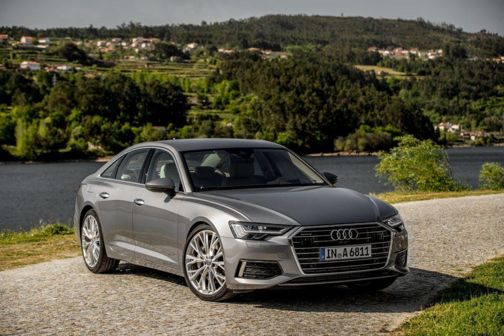 2019 Audi Porto Suzuka Grey