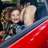 Ребенок в автомобиле. Со скольки лет можно ездить на переднем сиденье?