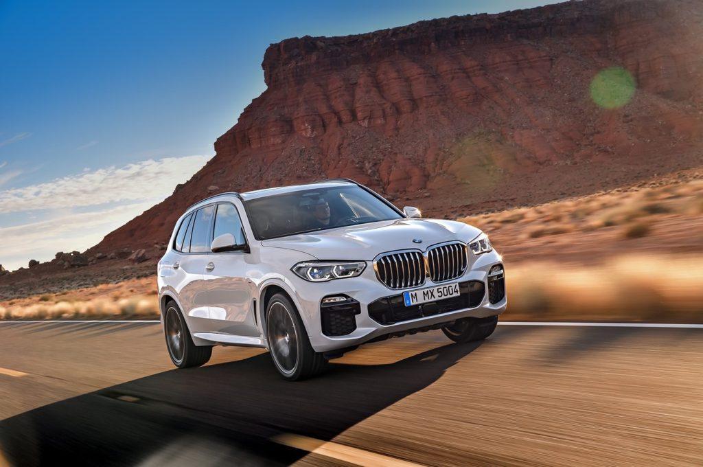 BMW X5 на водородных топливных элементах