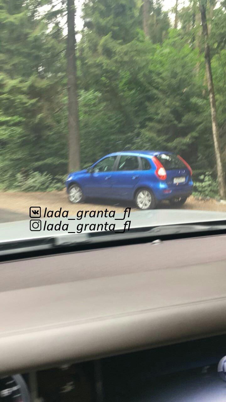 LADA Granta хэтчбек 2018