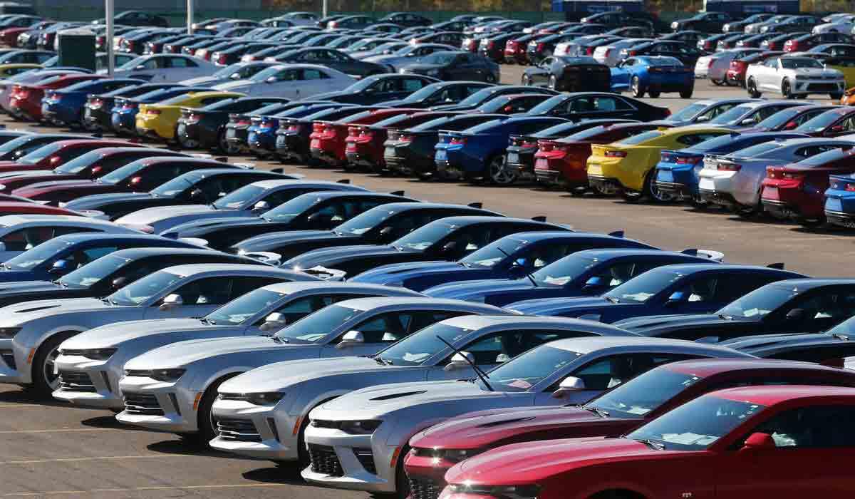 Статистика продаж легковых автомобилей в России за июнь 2018 года. (АЕБ)