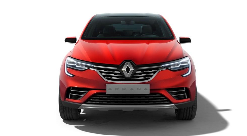 Шоукар Renault ARKANA