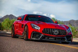 Mercedes-AMG GT S от Creative Bespoke