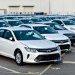 Самые популярные японские автомобили на российском рынке, по итогам первого полугодия.