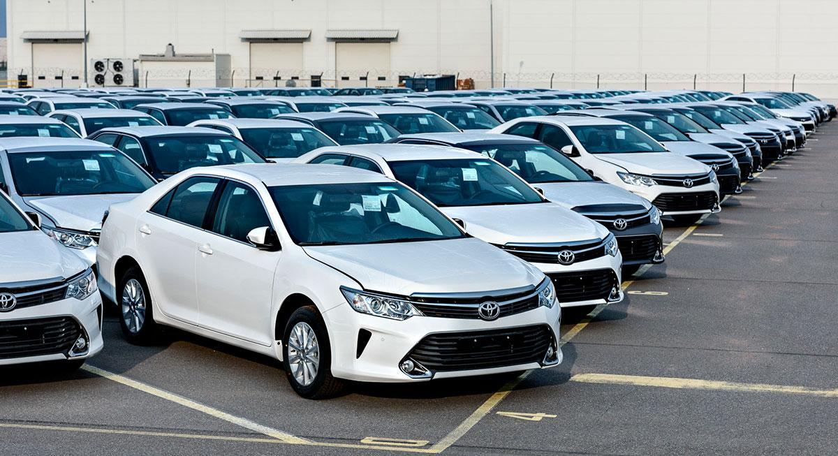 Топ-10 популярных японских автомобилей в России