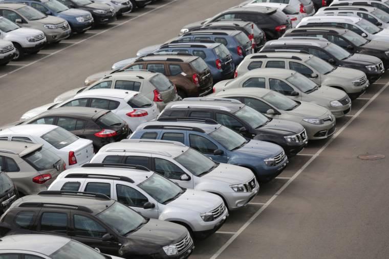 ТОП-10 подержанных моделей сегмента SUV, на вторичном рынке в России.