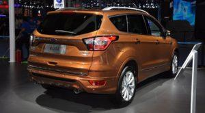Ford Kuga 2019 для китайского рынка.
