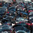 Рынок автомобилей с пробегом растет третий месяц подряд.