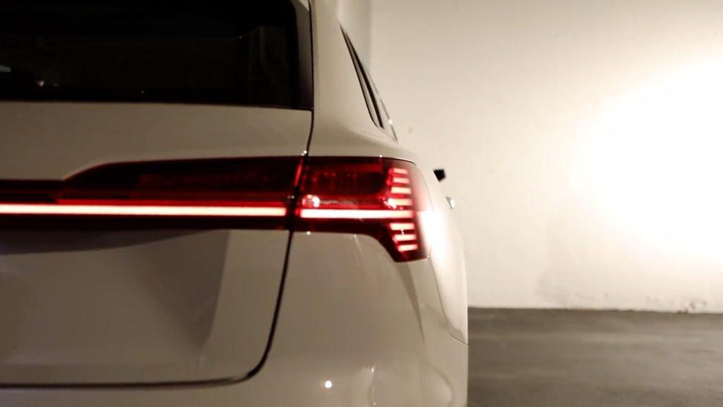 2019 Audi E-Tron quattro