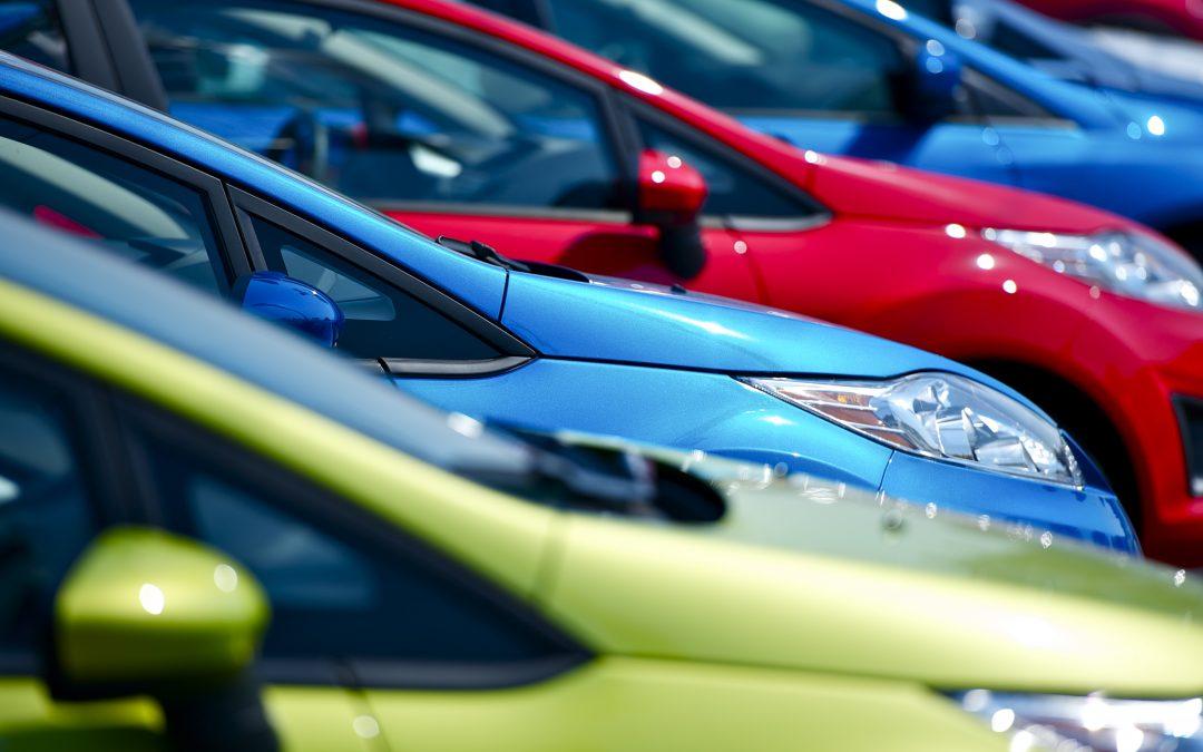 Статистика продаж легковых автомобилей в России за август 2018 года. (АЕБ)