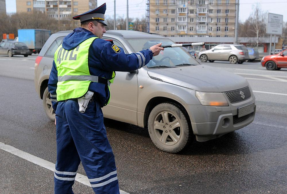 Штраф за грязный автомобиль. Разъяснение ГИБДД.