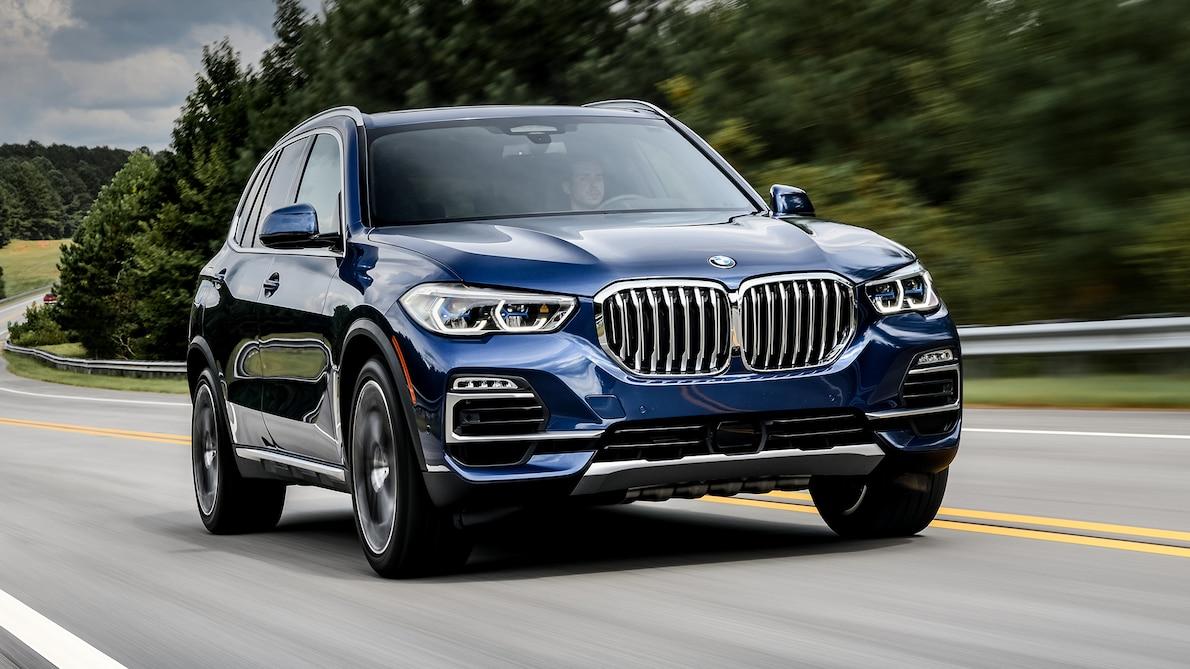 2019 BMW X5 40i XLine