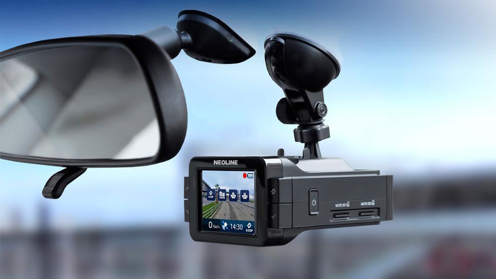 Штраф за видеорегистратор на лобовом стекле