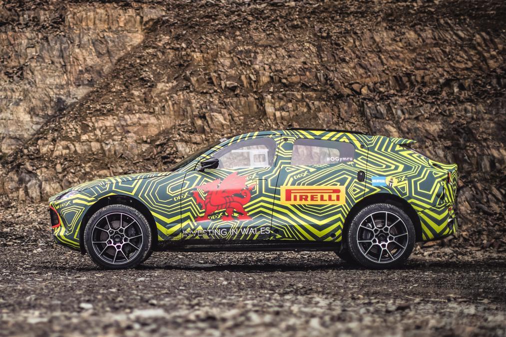 DBX Aston Martin