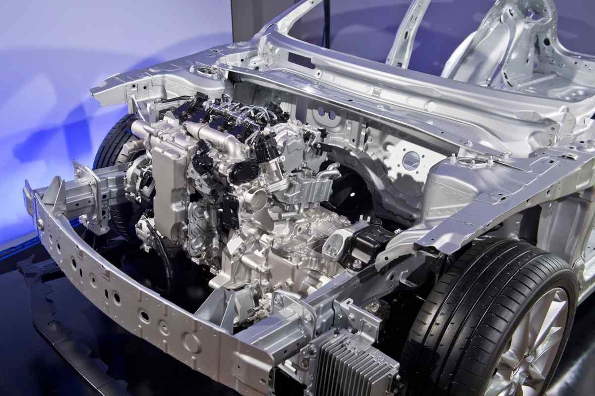 Skyactiv-X Mazda