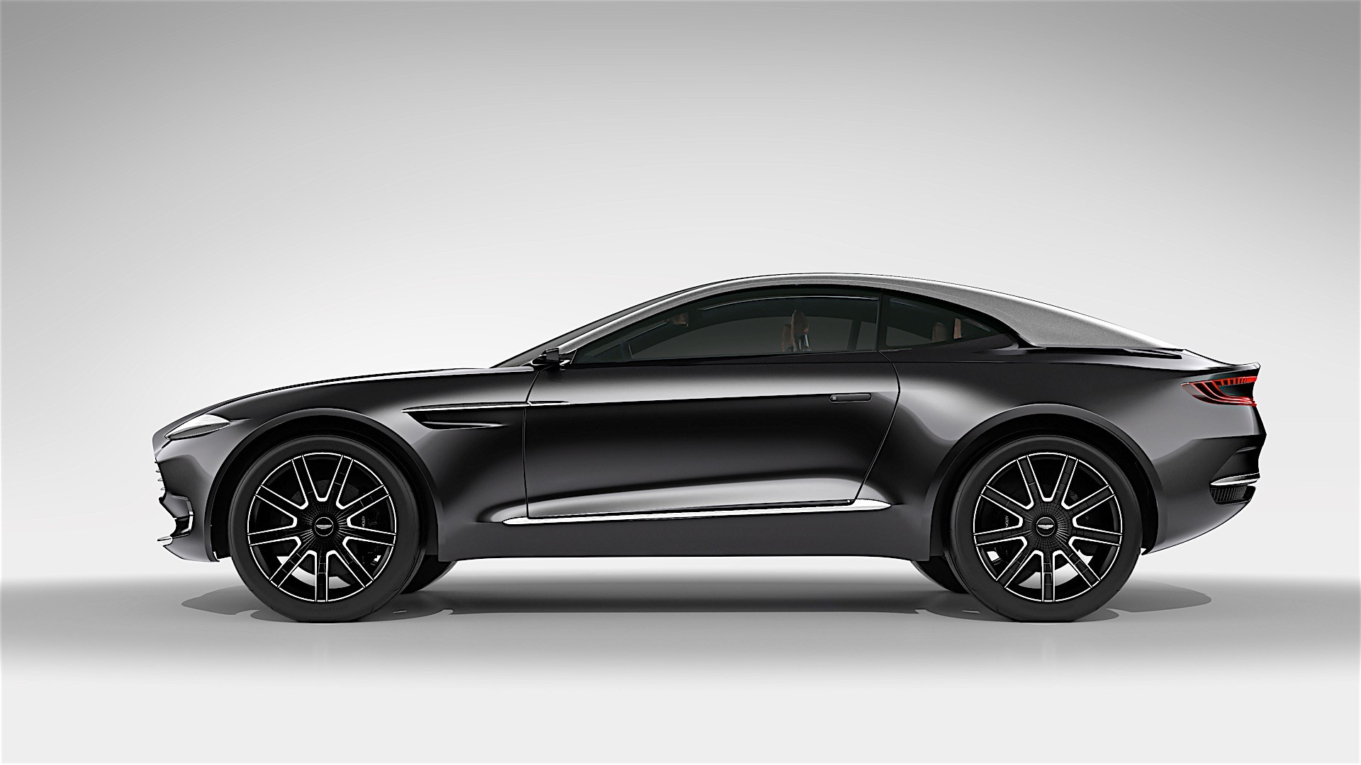 Aston Martin кроссовер