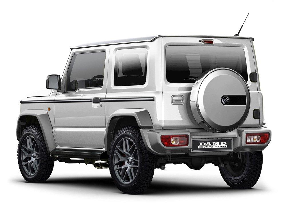 Suzuki Jimny 'Little G'