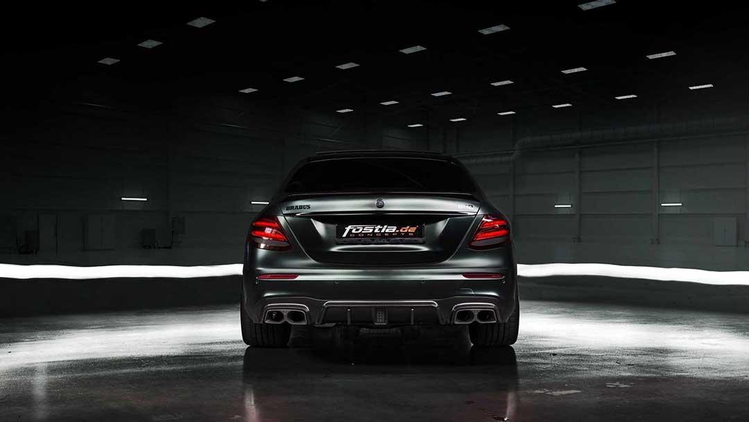Mercedes-AMG E63 S Brabus