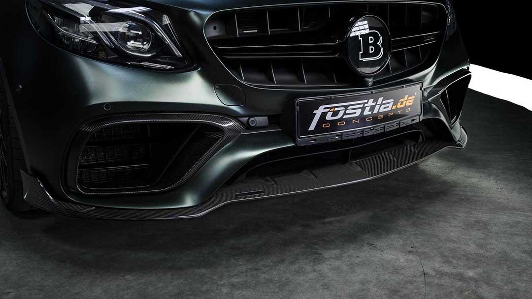 Mercedes-AMG E63 S от Brabus