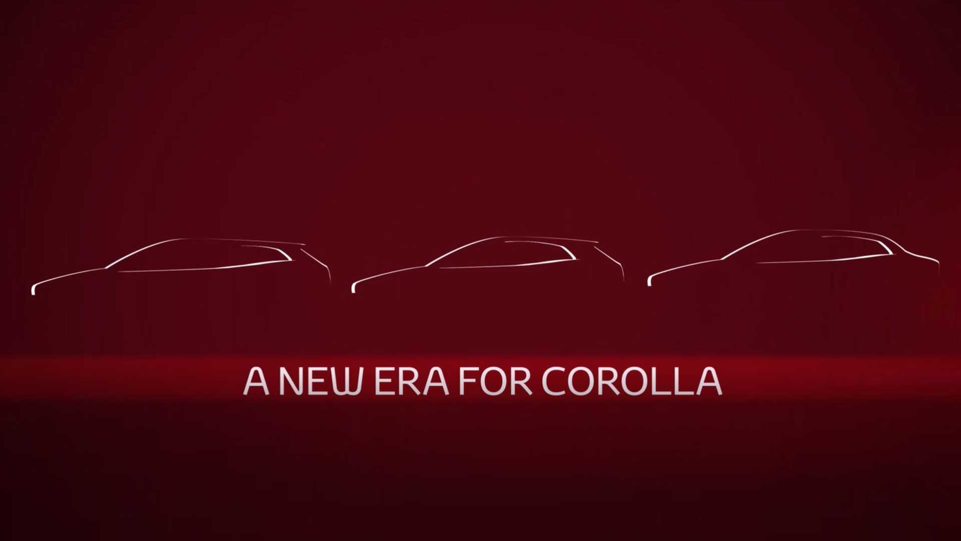 Toyota Corolla 2020 седан