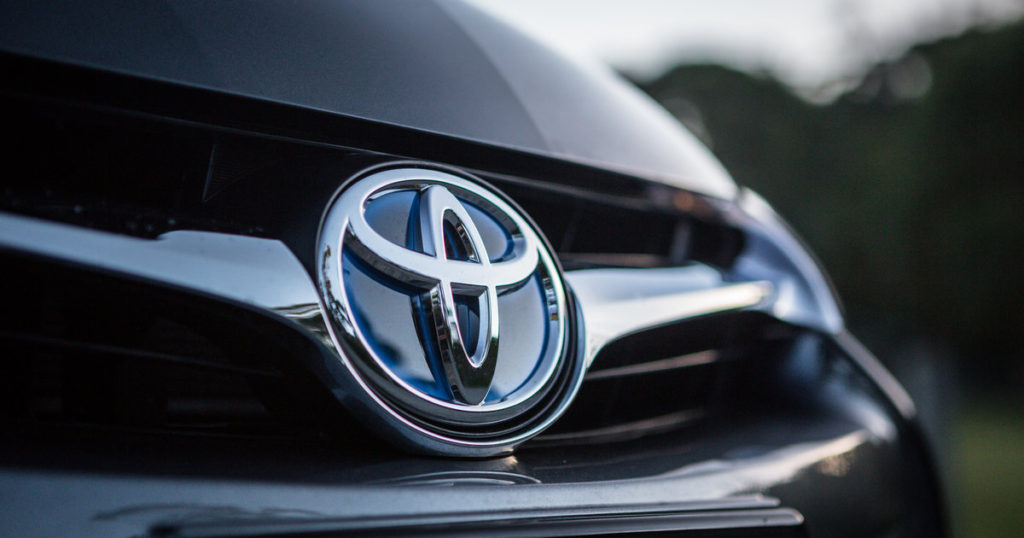 Новинки Toyota которые появятся в России в 2019 году