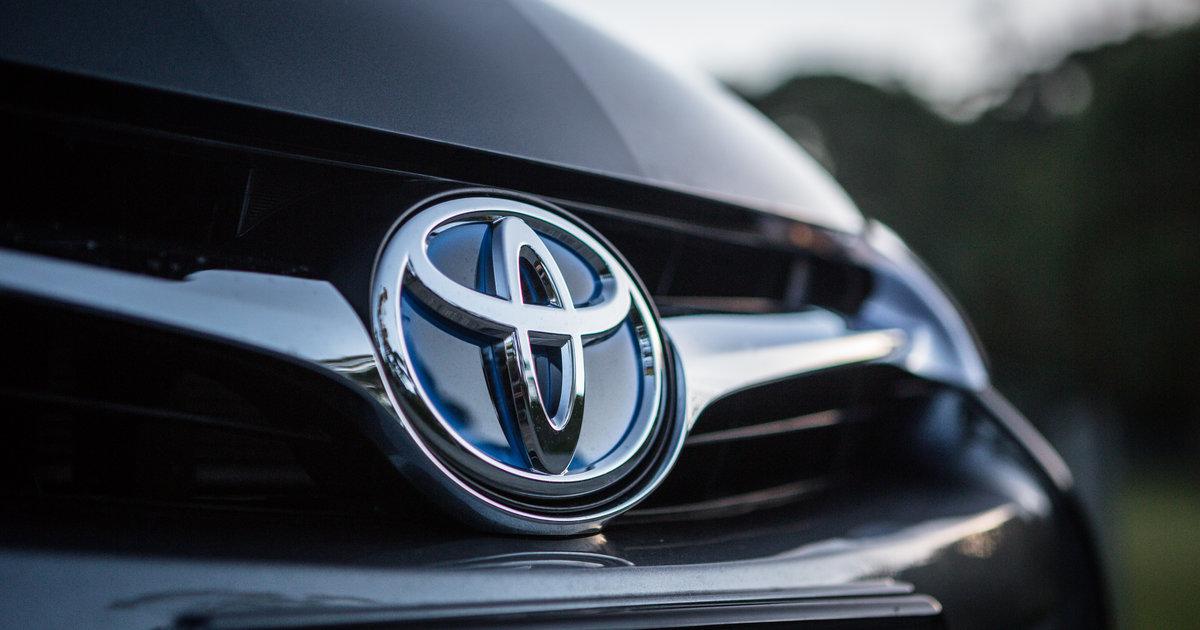 Новинки Toyota
