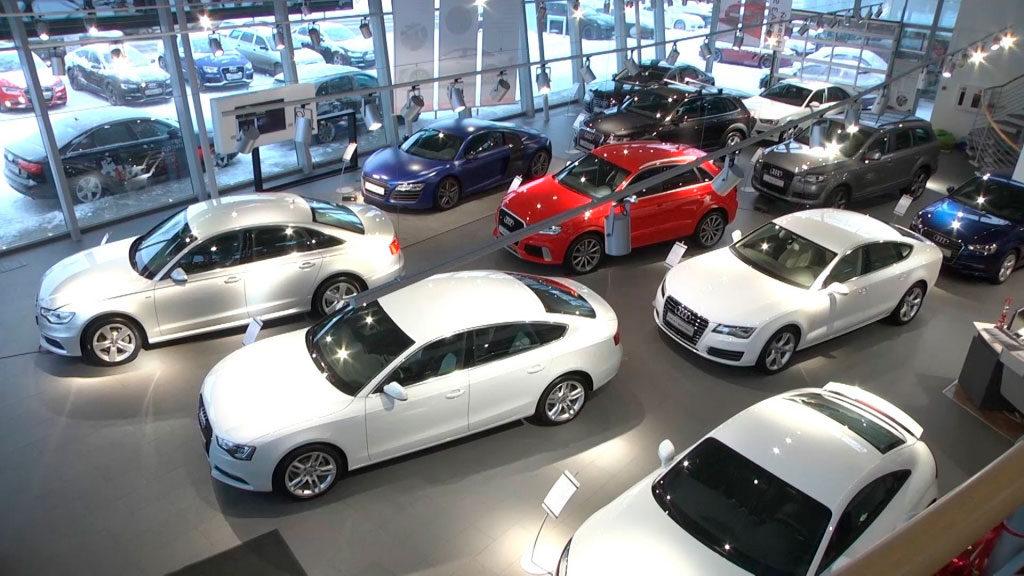 Продажи новых легковых автомобилей в России выросли на 23%. Март 2020.