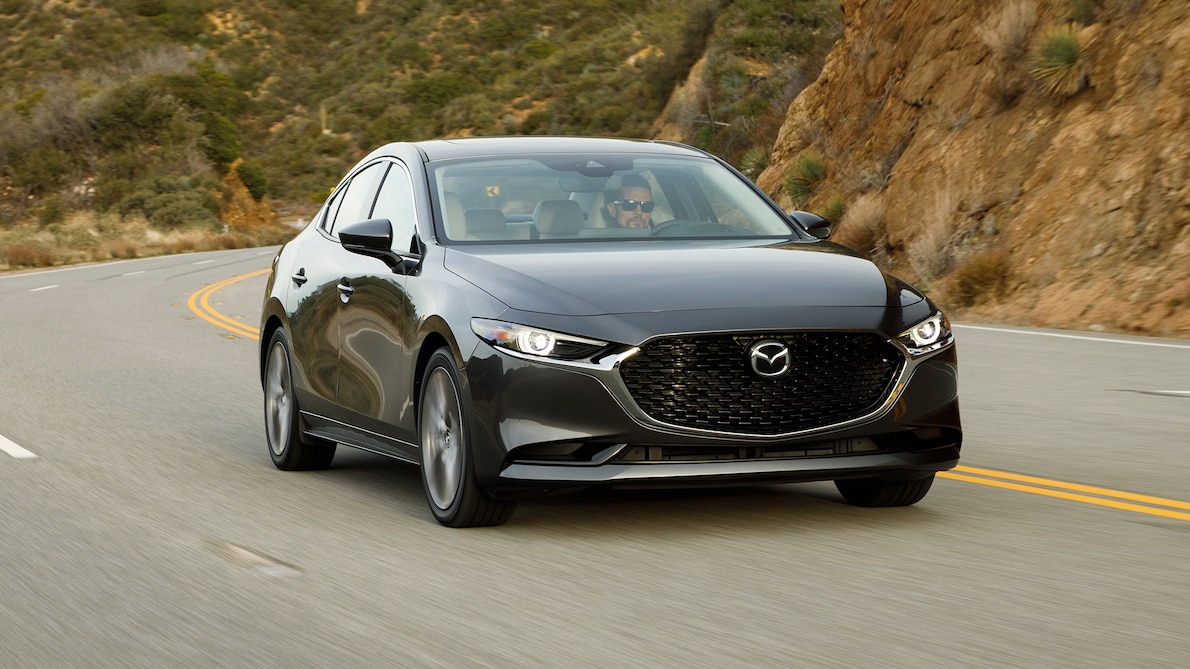 Mazda3 2019 «удовольствие от вождения»!